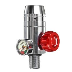 Silbrig S400 200bar Scuba Tauchen Ventil M18x1.5 3000PSI Ersten Ebene Druck Reduzierung Ventil Für Tauchen Sauerstoff Zylinder