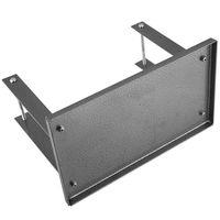 Aço preto rack durável carpintaria plaina rack doméstico plaina elétrica tabela de guia  para bancos de madeira Peças de ferramentas     -