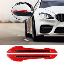 Car Stickers Reflector Rearview Mirror Reflective Sticker Truck Vehicle Strip Tape Reflective Strips Accessories