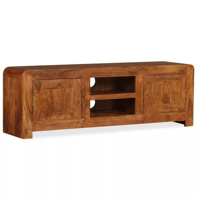 Solid Wood TV Cabinet  4