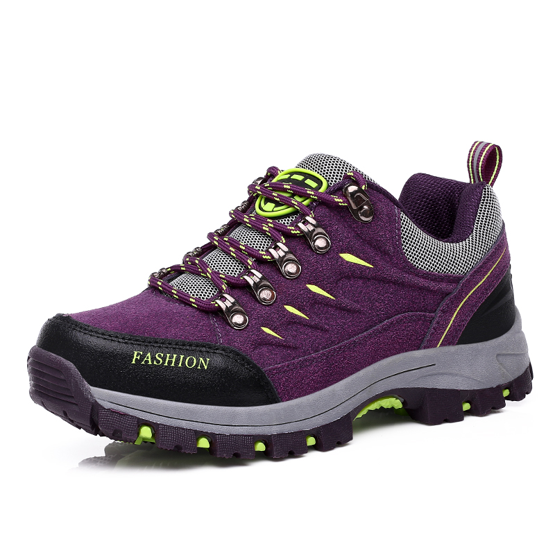 Merk 2020 Lente Zomer Unisex Wandelen Sneakers Voor Mannen Schoenen Suede Out Deur Ademend Mannelijke Schoeisel Volwassen Werk Veiligheid - 3