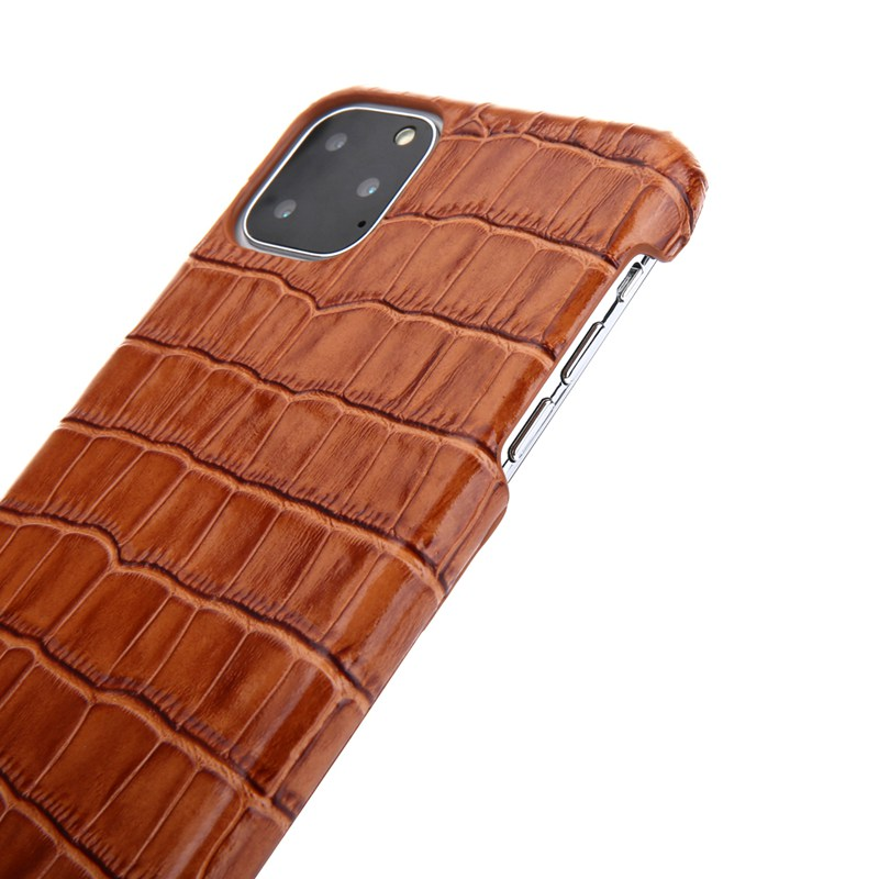 Luxury Genuine Cow Leather Case For iPhone 12 Pro Max   5