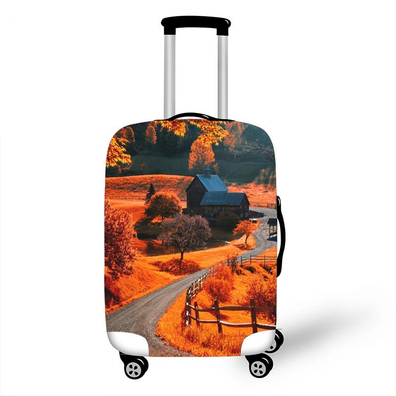 Acessórios de Viagem Outono Padrão T0