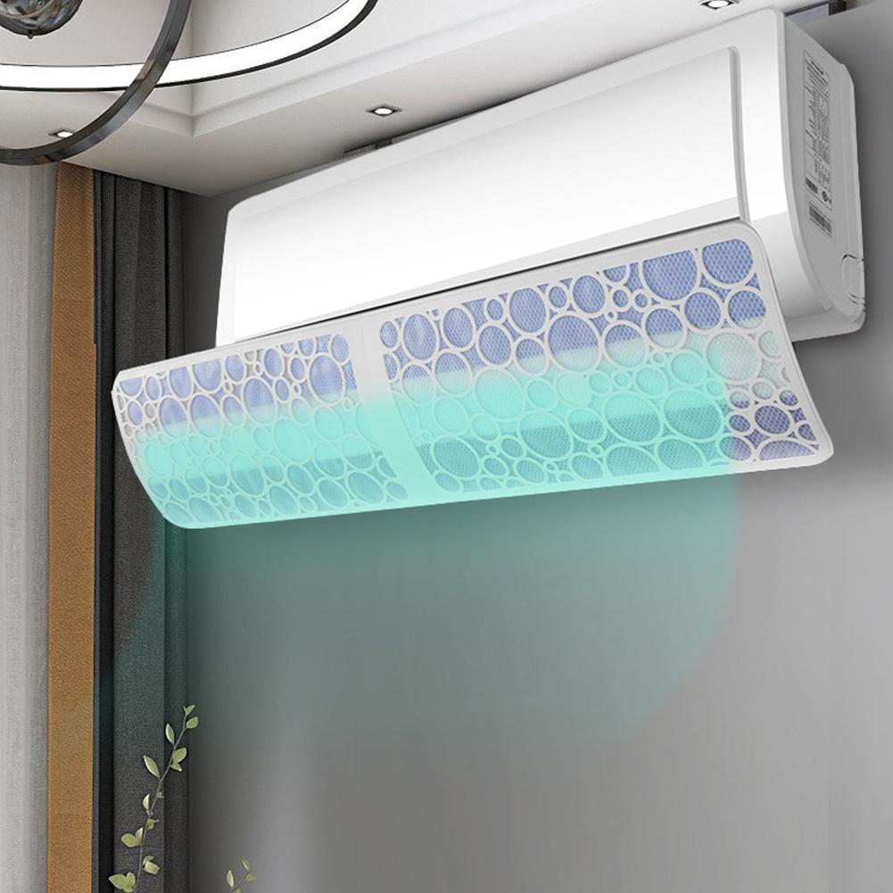 Осушитель воздуха для кондиционера с фильтром с активированным углем, антипрямой ветрогенератор для домашнего офиса, регулируемый дефлектор переменного тока Чехлы для кондиционеров      АлиЭкспресс
