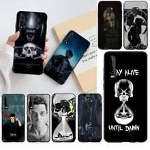 CUTEWANAN hasta el amanecer AJ Jefferies en ArtStation funda del teléfono para Huawei P30 P20 lite amigo 20 Pro lite P Smart 2019