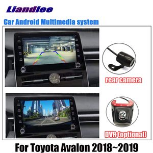 Image 4 - Car Android Multimedia Player For Toyota Avalon XX50 2018 2019 2020 Stereo radio Original Screen video GPS Map Navigation System