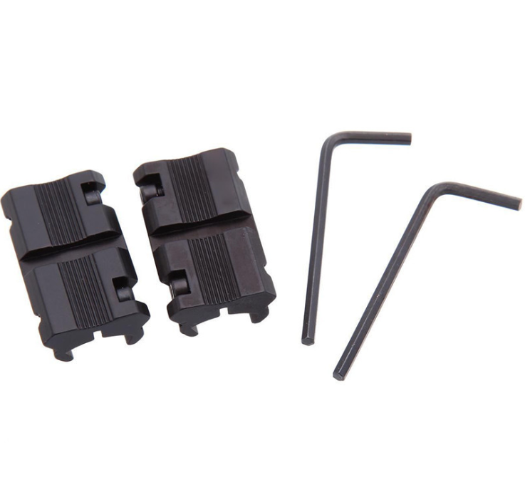 Tactical Scope Mount Picatinny W 3/8