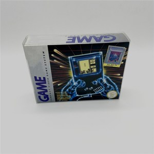 Image 4 - Collection box, display box, protection box and storage box for Russian box bundled Gameboy GB DMG