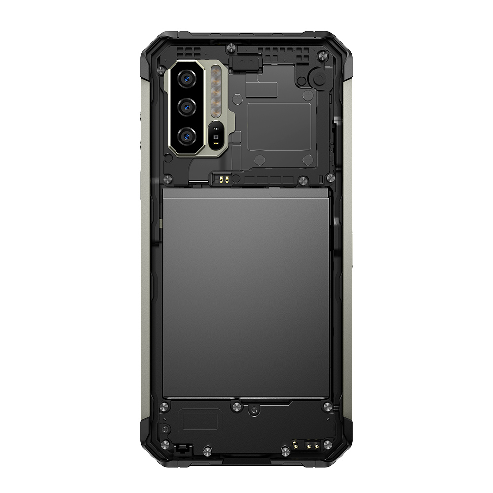 Image 4 - Global Version Ulefone Armor 7E Smartphone 4GB+128GB Rugged Mobile Phone Waterproof IP68 Android 9.0 Octa Core NFC Wireless OTGCellphones   -