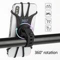 Универсальный мотоцикл велосипед силиконовый Мобильный Телефон держатель для IPhone Samsung Xiaomi мобильного телефона для велосипеда кронштейн Де...