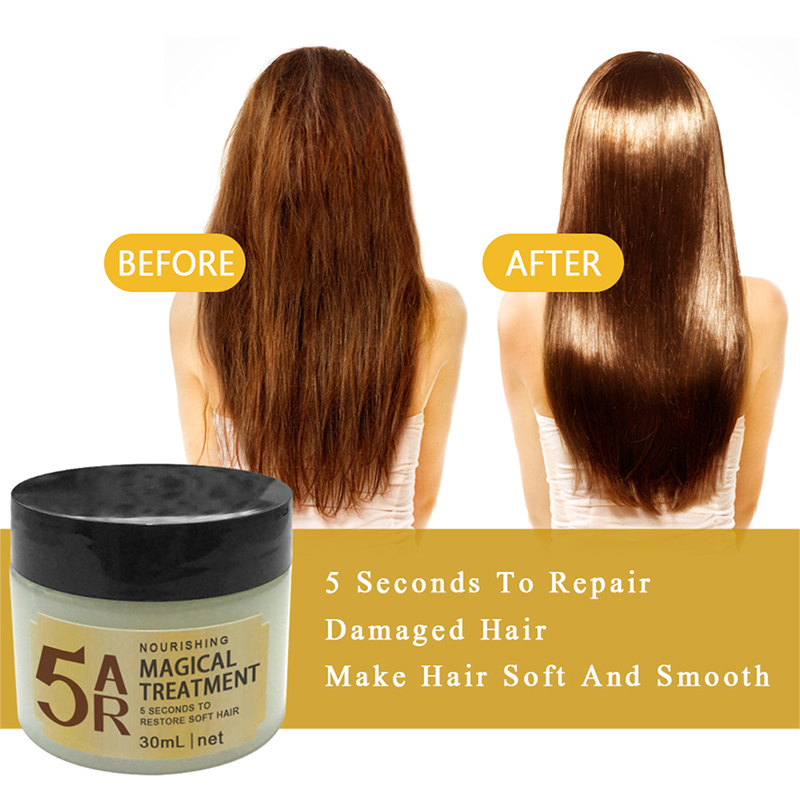 Straightening Hair Treat Hair Repair Mask Smoothing Treatment Lasting Shiny Hair Conditioners