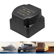 12v 140a tensão relé sensível isolador de bateria relé de carregamento automático acessórios do carro relé de bateria de carro