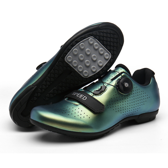 2020 mtb sapatos de ciclismo profissional anti-skid ao ar livre atlético de corrida sapatos de bicicleta não-bloqueio sapatos de ciclismo tênis homem 5