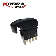 KobraMax Window Control Switch Panel Hazard Warning 1413146 1368831 For 1995 - 2004 Scania car accessories switch(China)