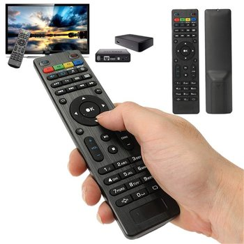Universal TV Remote Control For Mag 250 254 255 260 261 270 IPTV TV Box For Set Top Box ABS Replacement image