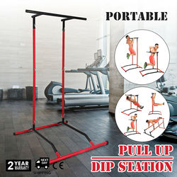 150kg Pull-up-Bar Pull-up Pull-ups Multifunktionale Power Station zu Hause 200cm Übung turm Tragbare Pull-up-Bar (Schwarz