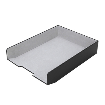 A4 File Trays Paper Stand Desk Organizer Documents Tray School Office Supplies