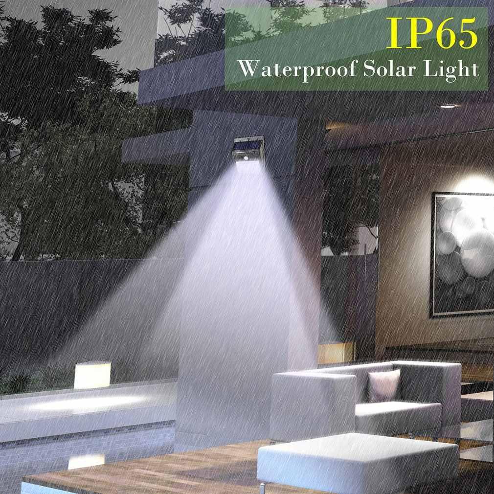 20/25/30/48 lampy solarne led zewnętrzny czujnik ruchu kinkiety wodoodporne światło awaryjne do ogrodu przednie drzwi garażu Fen