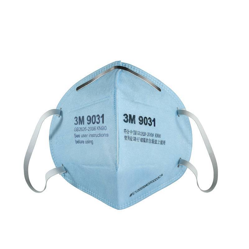 3M Dust Respirator 9031 Anti-fog Haze PM2.5 Face Mask 9032 Anti-Industrial Dust Polishing Men And Women Riding Breathable