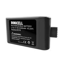 04 Bonadget 3500mAh 21.6V החלפת סוללה עבור דייסון DC16 DC12 912,433-01 912,433-03 912,433-04 כלי חשמל שואב אבק סוללה (4)