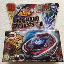 Takara Tomy японская система Beyblade Big Bang Pegasis F:D BB105 4D