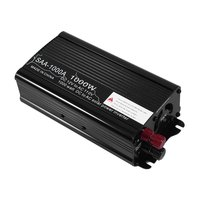2020 New Overload Protective 1000W Aluminum Alloy DC12V To AC110V Car Power Inverter Charger Converter Transformer Black|Car Inverters|Automobiles & Motorcycles -