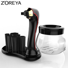 ZOREYA USB Lade Make Up Pinsel Reiniger & Trockner Set 10 Zweite Reinigung Waschen Werkzeug