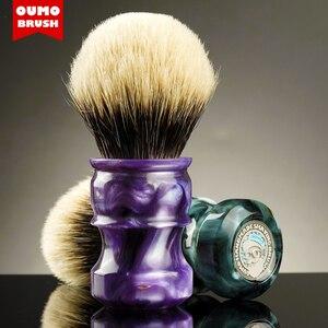 Image 1 - OUMO PINSEL OUMO FIORENTINA rasieren pinsel mit Mandschurei SEIDE WT HAKEN WILDSCHWEIN 10 verschiedene knoten zu wählen