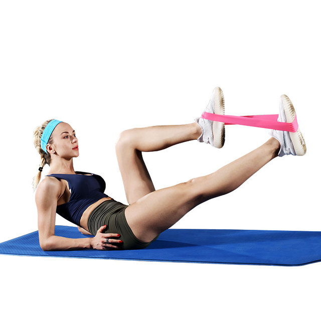 Training Fitness Resistance Bands  4