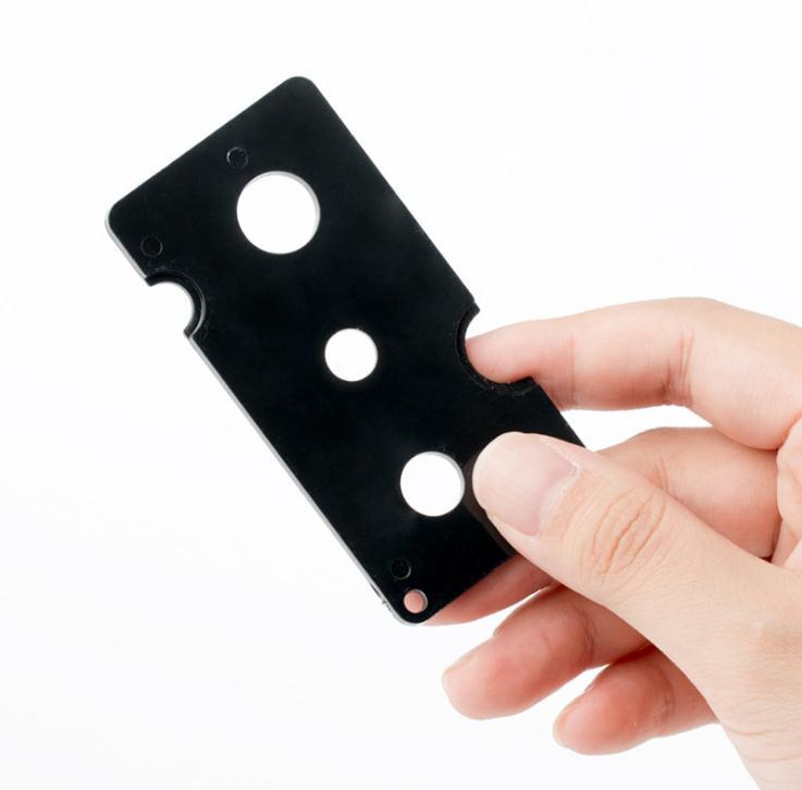 essencial chave ferramenta removedor para 1ml 2ml