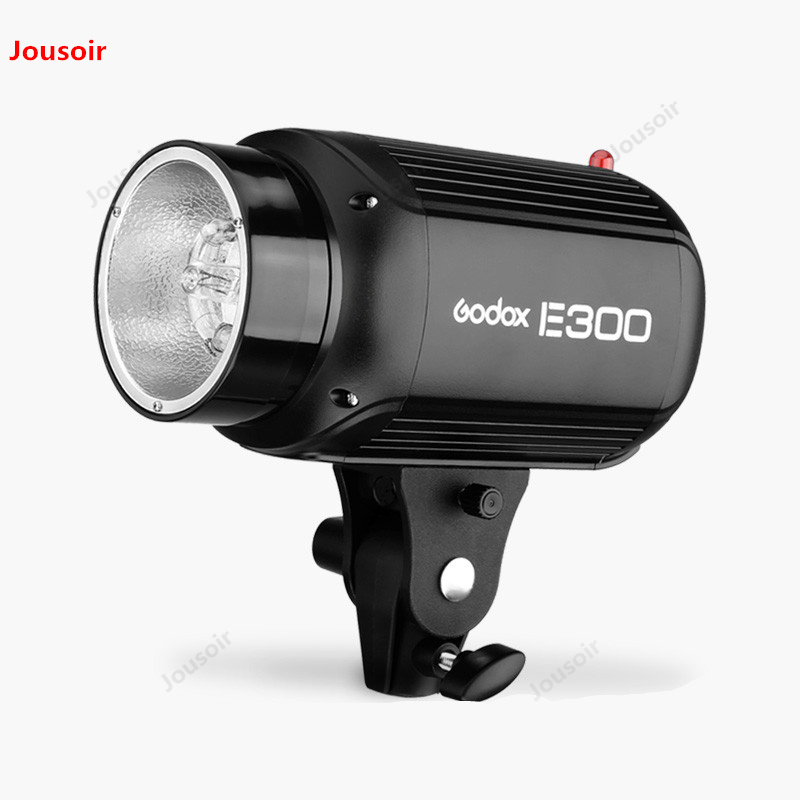 <font><b>Godox</b></font> <font><b>E300</b></font> Photography Studio Strobe Photo Flash with wireless control 300W Studio Light port For shoot small products CD50 T07 image