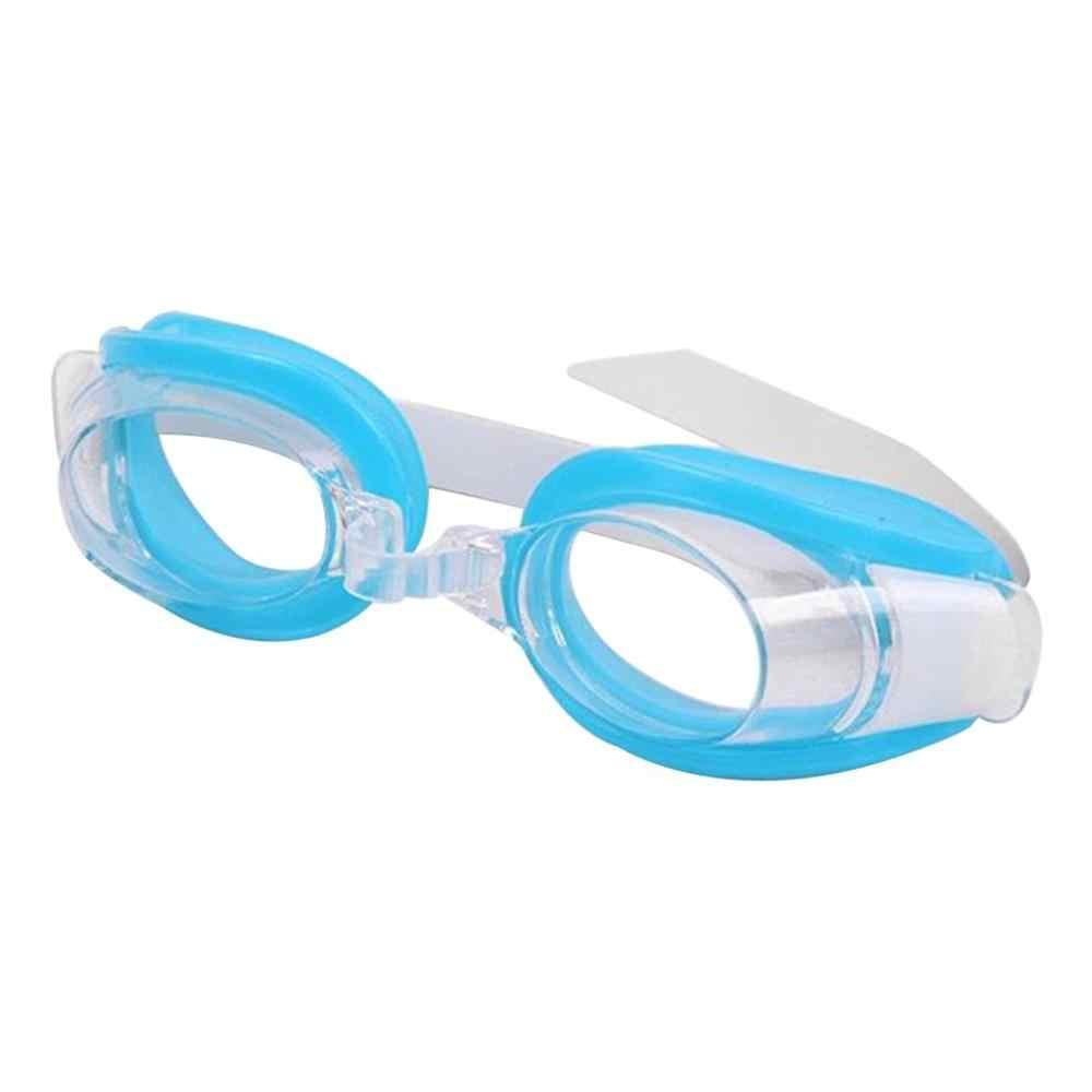Hd Platte Lichtbak Waterdicht En Anti-Fog Zwemmen Bril Unisex Zwemmen Bril Anti-Kras 3 Set