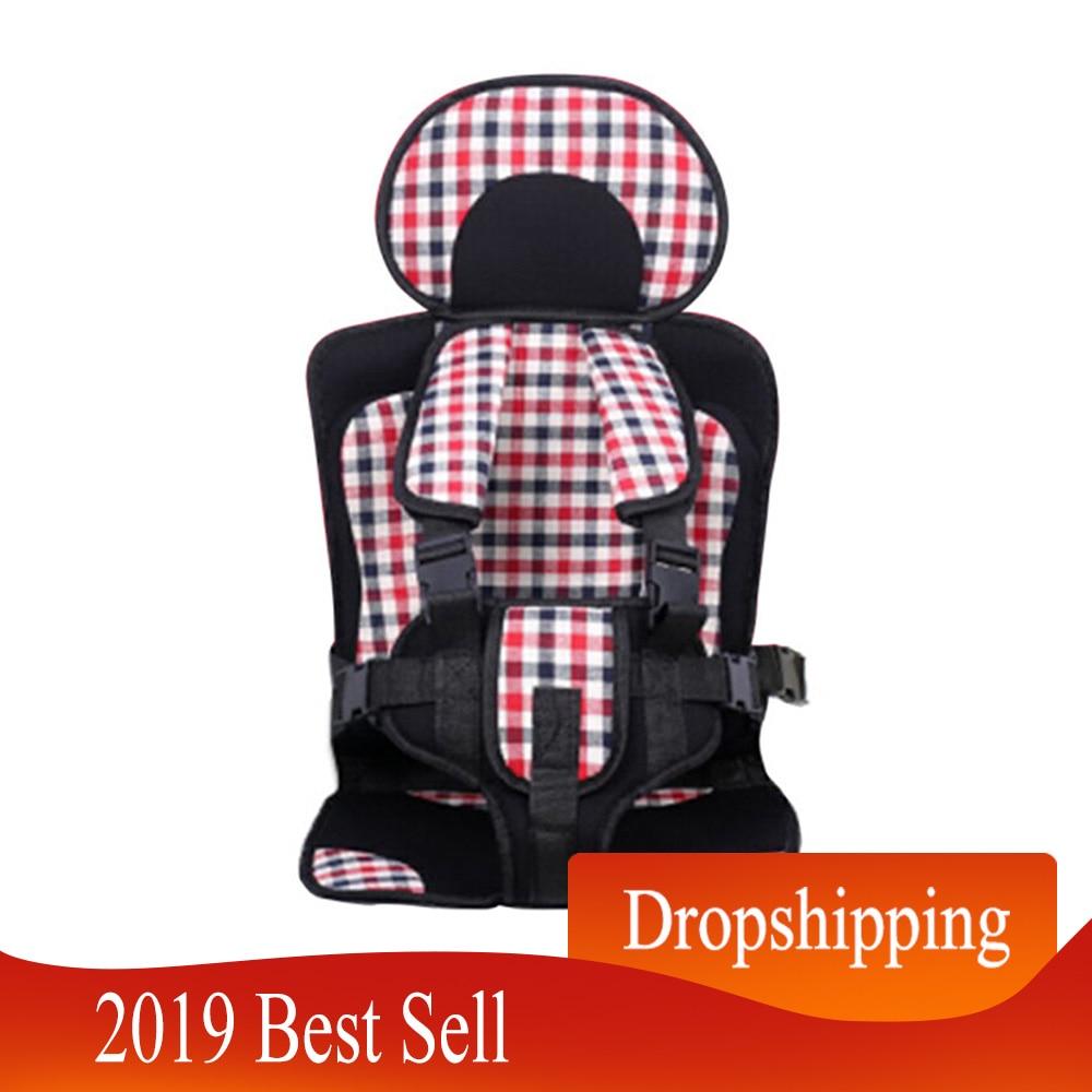 Tragbare Baby Infant Sitz Tragbare Kind Sitze kinder Stühle Baby Sitz Baby Kinderwagen Pad Verdickung Schwamm Kinder Sitzkissen