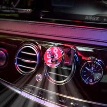 Автомобильный ароматерапия поворотный освежитель воздуха проигрыватель воздуха на выходе ароматерапия Арома Духи Диффузор