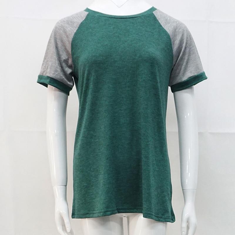short sleeve tshirt women (4)