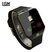 Bluetooth Smart Watch DZ09 Wearable Wrist Phone Watch 2G SIM TF Card For Iphone Samsung Android smartphone fashion Smartwatch цена