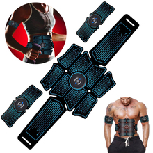 abdominal muscle stimulator trainer ems abs fitness equipment training gear muscles electrostimulator toner exercise at home gym Equipment Sport Fitness Muscles Electrostimulator Toner Gym Abdominal Muscle Stimulator Trainer EMS Abs Fitness Exercise At Home