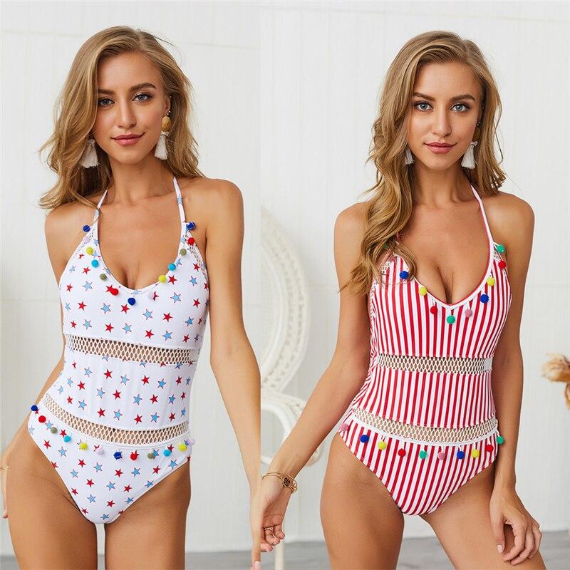 Women One Piece Swimsuit Y Swimwear