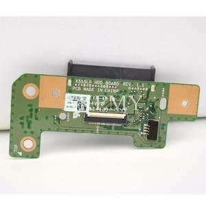 Image 5 - NOVO! Original para asus x555l x555ld x555lp a555l k555l portátil hdd placa de disco rígido x555ld rev: 2.0 3.1 3.3 3.6 1.1 interface