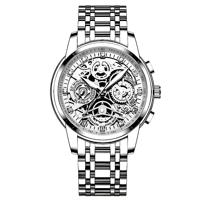 Nektom 2019 Men Sports Watch Mens Watches Top Brand Luxury Gold Big Male Wristwatch Man Quartz Men's Luxury Sports Watches