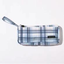 Холщовый чехол для карандаша школьные принадлежности сумка канцелярских