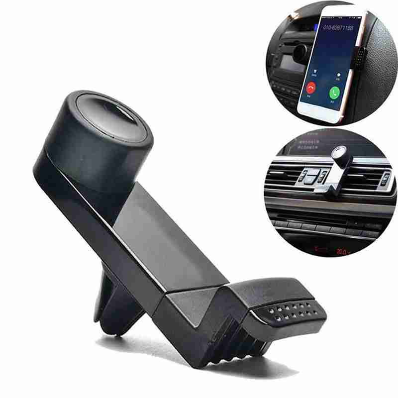 Universal Mobile Phone Car Holder For IPhone Samsung Huawei Air Xiaomi Mount Support Holder Smartphone Clip Vent X2X2