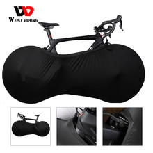 WEST BIKING MTB Road Bike Protector Wheels Cover Dust Proof Scratch proof Indoor Protective Gear 26 27.5 29 700C Storage Bag