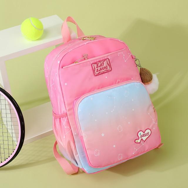 школьные ранцы для девочек милые водонепроницаемые детские сумки фотография