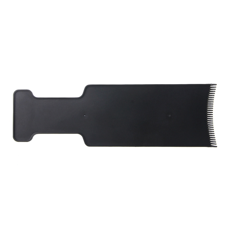 27cm Hairdressing Salon DIY Hair Dyeing Comb Brush Tinting Board Styling Tools D5BF