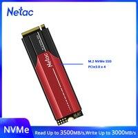 Netac M.2 NVME ssd M2 1TB PCIe NVME SSD 128GB 512GB 256gb 2TB dysk półprzewodnikowy 2280 wewnętrzny dysk twardy hdd na pulpit