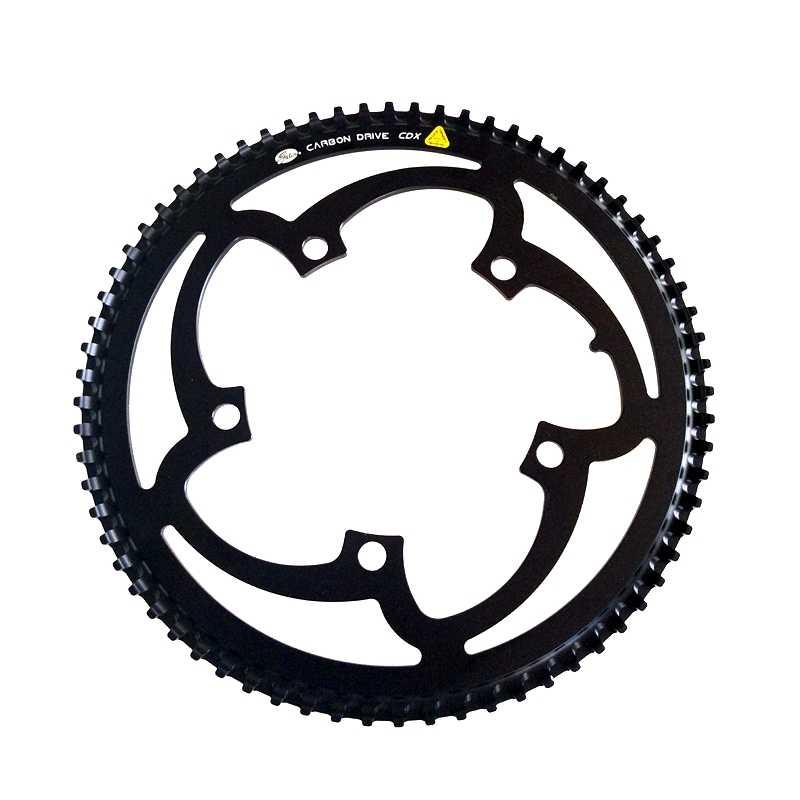 米国ゲート自転車スプロケットCT11705AA 70t 5 本のボルト炭素繊維ベルトゴムcdxバイクの駆動ベルト 11 ミリメートルセンタートラックフロントスプロケット