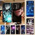 Чехол для телефона Kakashi N-Narutos для Samsung Galaxy A 3 5 7 8 10 20 21 30 40 50 51 70 71 E S 2016 2018 4G Черный 3D чехол