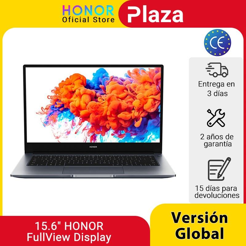 Global Version Huawei Honor MagicBook 15 Laptop 15.6'' FHD AMD Ryzen 5 3500U 8GB 256GB SSD 65W Fast Charger Windows 10 Laptops