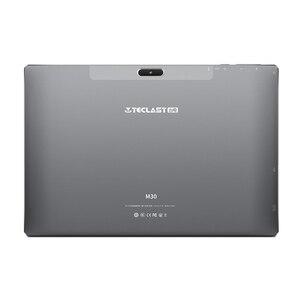 Image 3 - Teclast M30 10.1นิ้วนิ้วแท็บเล็ต2560X1600 2.5K IPSหน้าจอ4G Phablet MT6797 X27 Deca Core 4GB RAM 128GB ROM Android 8.0แท็บเล็ตพีซี